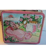 1983 Vintage Rose Petal Place Lunchbox No thermos - $24.99