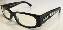 New Rare Black Flys RX ME MYSELF AND FLY Eyewear & Zipper Case-Limited E... - $49.49