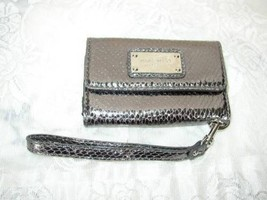 Beautiful, Nine West Wristlet Purse -Wallet with Cell Phone Case - $8.50