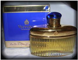 RARE ORIGINAL VICTORIA EAU DE COLOGNE Fragrance Victoria's Secret 1.7 PE... - $299.99
