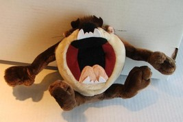 "Warner Bros Applause  Plush Taz 1994 Toy NWTT 7"" - $16.99"