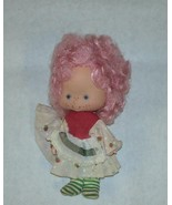 STRAWBERRY SHORTCAKE ARGENTINA EXCLUSIVE DOLL - $99.95