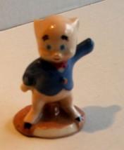 Warner Bros Porky Pig Porcelain Figure Figurine - $19.99