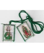 Scapular of St. Judas / Virgin of Guadalupe - $2.99