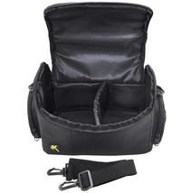 Deluxe Compact Carrying Case Bag For Canon Nikon Sony Samsung Olympus Pa... - $11.99
