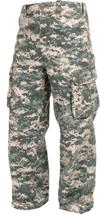 Kids ACU Digital Camouflage Vintage Paratrooper Pants - $27.99