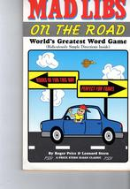 Mad Libs On The Road  - $1.50