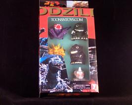 Godzilla vs Megaguirus Mini Fig Yutaka set 2000 Kaiju Monster Puppets 4-... - $19.99