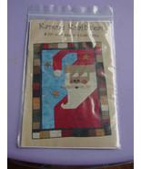 "Pattern 291 Santa Quilt 32"" x  47"" - $5.69"