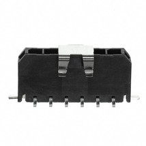 Reel of 190 Microfit 3 ,connector/header,surface mount,6 position,43650-0625,SMT - $71.60