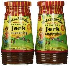 Walkerswood Jamaican Jerk Seasoning Sauce (Pack... - $64.17