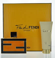 Fendi fan di fendi extreme 2 pcs gift set
