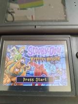 Nintendo Game Boy Advance GBA Scooby-Doo! Mystery Mayhem image 1