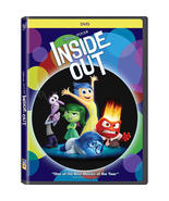 Inside Out DVD (2015) - $7.92