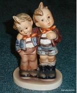 """MAX AND MORITZ"" Goebel Hummel Two Brothers Figurine #123 TMK6 1979 - AD... - $92.14"