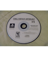 Playstation 1 PS1 - Final Fantasy Anthology FFV... - $4.49