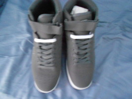 FILA Pewter(Grey) Canvas Sneakers (VULC 13)   Size: 11.5D  New in box - $64.99