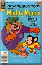 New Terrytoons #45 (1977) *Bronze Age / Gold Key Comics / Mighty Mouse* - $6.49