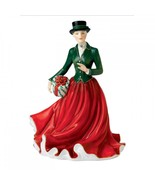 Royal Doulton 2015 Figure of the Year Christmas Morning Figurine HN5731 New - $137.70