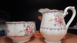 Royal Albert Petit Point Creamer & Sugar Bowl Free Shipping bone china #12 - $36.99