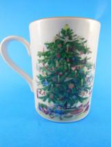 Department 56 Heirloom Christmas Tree Mug Cup - $6.23