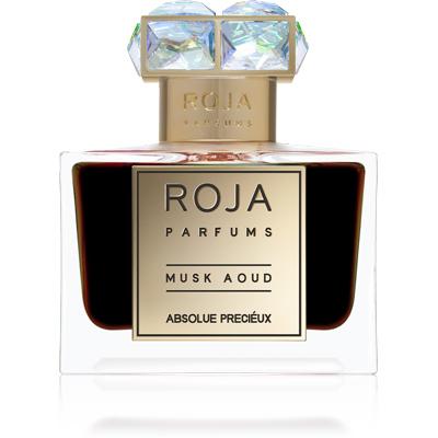 MUSK AOUD by ROJA DOVE 5ml Travel Spray TONKA BEAN AMBRETTE Absolue precieux