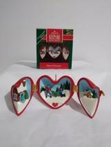 New 1991 Hallmark Keepsake Ornament Heart Of Christmas - $9.85