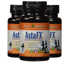 Purity Products Astafx Astaxanthin Super Formula 60