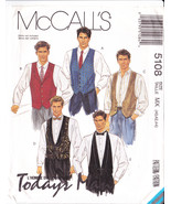 Mccall s 5108 size mx  40  42  44  thumbtall