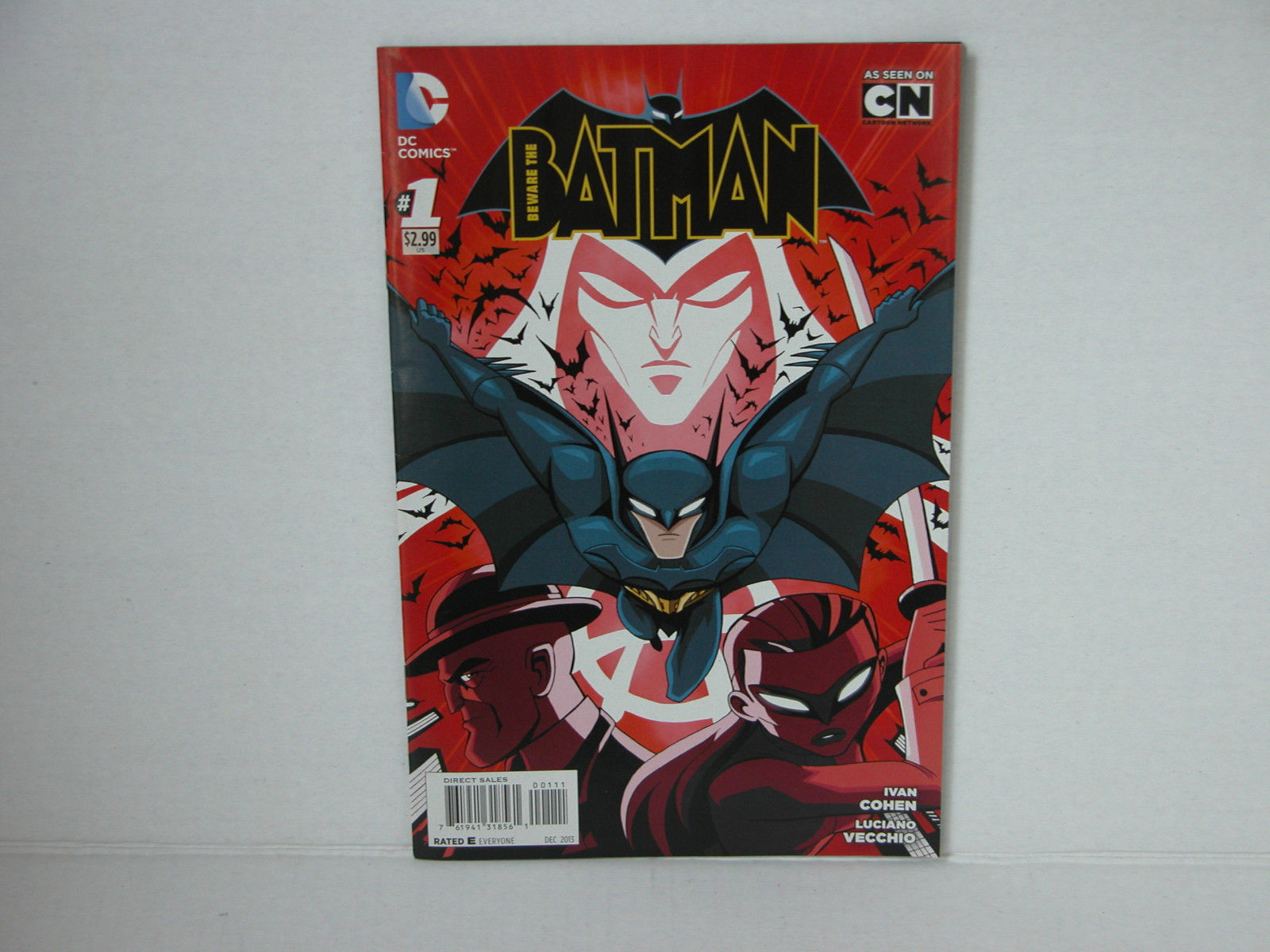 BATWOMAN #12 CURRENT SERIES + BEWARE THE BATMAN #1 - FREE SHIPPING