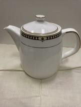 "Syracuse Bone China Retro Tea Pot - 6 1/2"" - $57.09"