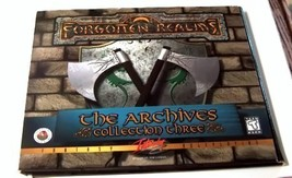 Forgotten Realms The Archives Collection Three PC Game - $24.00