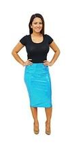 DBG Women's Mermaid Pencil Skirts (Medium, Turquoise) - $39.55