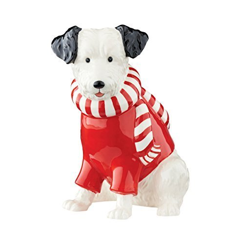 Department 56 Fetch The Spirit Medium Terrier Figurine [Misc.]