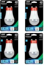 4 pack FEIT Electric A19 LED Bulb 800 lumens GU24 60 Watt - BPOM60DM/950CA/GU24 - $24.65