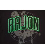 NBA Boston Celtics National Basketball Fan Rajon Rondo #9 Majestic T Shi... - $17.46