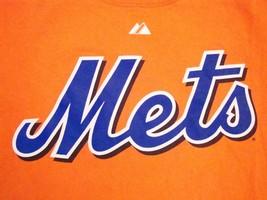 MLB New York Mets Carlos Beltran #15 Major League Baseball Orange T Shirt M - $17.46