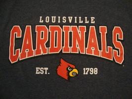 MLB St. Louis Cardinals Major League Baseball Fan Gray Gildan T Shirt M - $17.46