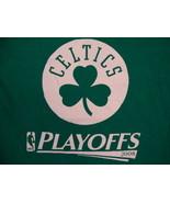 NBA Boston Celtics National Basketball Playoffs 2008 Reebok Apparel T Sh... - $17.51