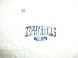 NWT Zephyrhills Florida FL Water Park White Poc... - £14.63 GBP