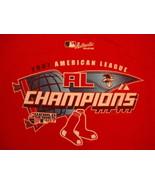 MLB Boston Red Sox Major League Baseball 2007 World Series Champions T S... - $17.51