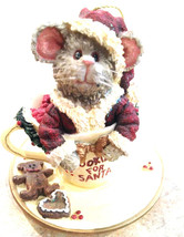 "Boyds Holiday Ornament ""Gingersnap.. Cookies for Santa"" #25352 - NIB- 2004 - $16.99"