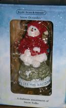 """Boyds Snow Dooodes """"Iggy Lou Frostley"""" Ornament - #25059- NIB-Retired - $19.99"""