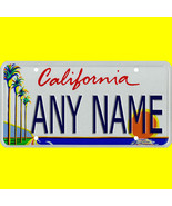 Mini Personal Custom State or Canadian style Power Wheels License Plate - $8.99