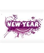 4 Happy New Year AA-Digital Clipart  - $3.85