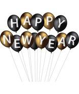 4 Happy New Year AC-Digital Clipart  - $3.85