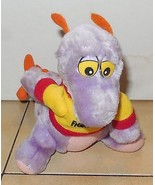 "Walt Disney World Exclusive Figment 8"" plush toy RARE HTF EPCOT Center - $14.00"