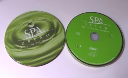 Spa Dream Music for the Moment CD by Brisa