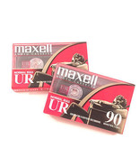 Maxell MAXUR90 UR-90 90-Minute Audio Tape - $3.66