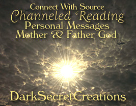 Mother & Father God Reading, Channeled Personal... - $30.00